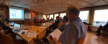 The Project Board meeting in Malmö