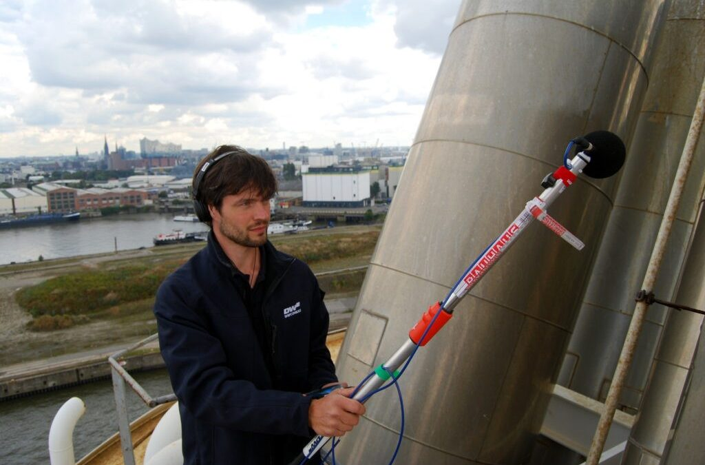First vessel noise certified by ESI