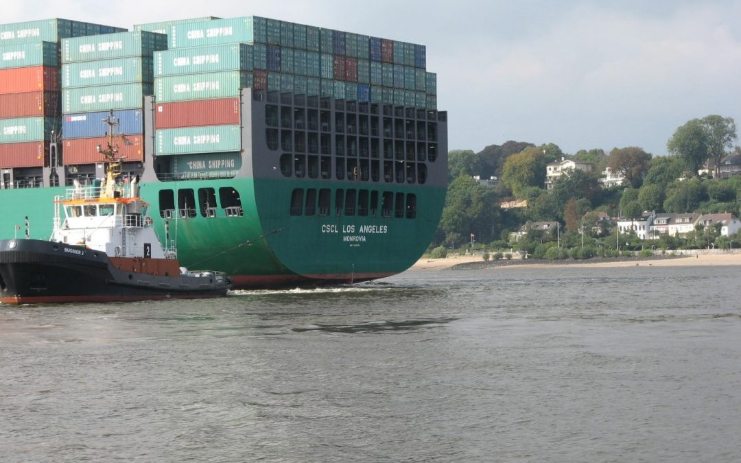 Vessels can get incentives for the use of ESI-noise