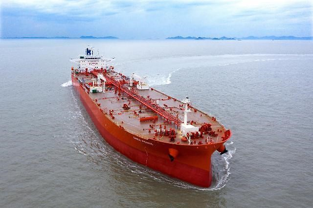 Crude carrier built with noise reduction technology wins regulation certification